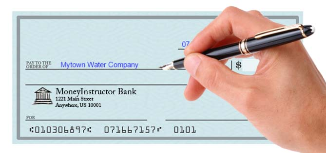 writing a check Basic banking services activity 5 howtowriteacheck recommendedtime allow 50-60 minutes required time may vary depending on the audience objectives.